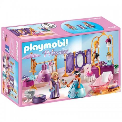 Замок Принцессы: Гардеробная с салоном Playmobil (Плеймобил)