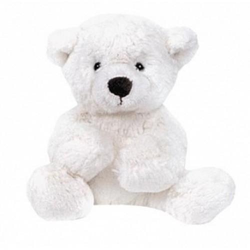 Медведь белый, лежачий, 23см Gulliver 7-43063-1