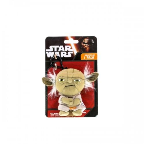 Брелок Йода, блистер StarWars