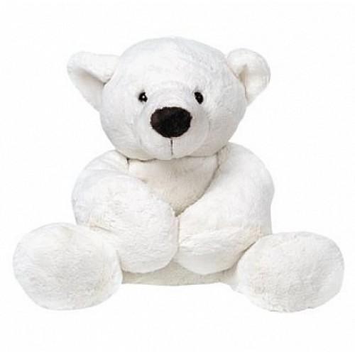 Медведь белый, лежачий, 48см Gulliver 7-43060-1