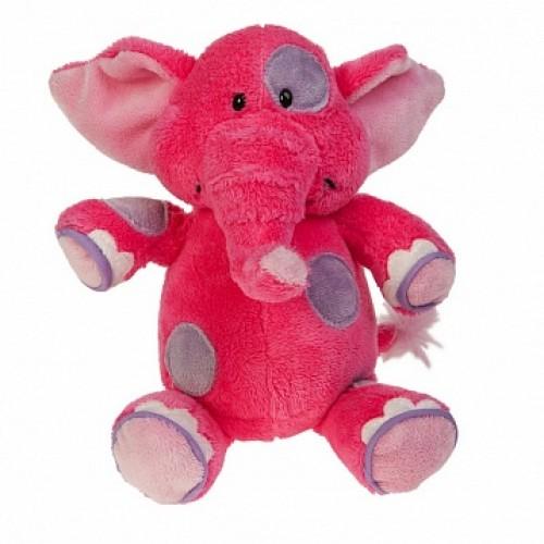 Слоник розовый, 22см Gulliver 7-45169