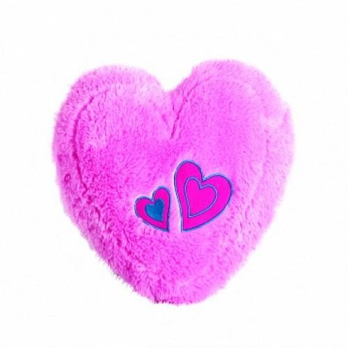 Валентинка Розовое сердце Gulliver 14-73334