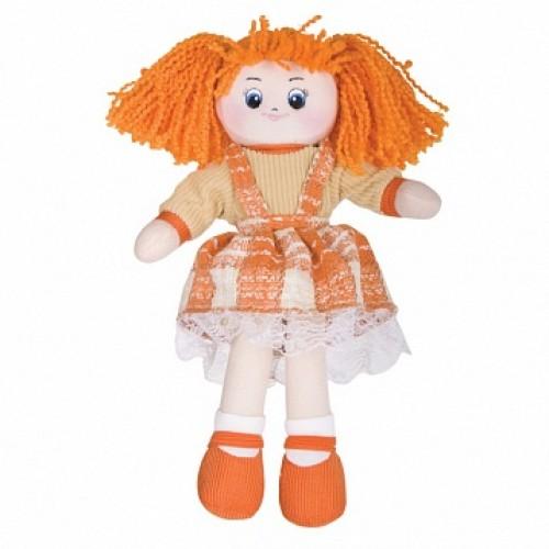 Кукла Апельсинка в клетчатом платье , 30см Gulliver 30-11BAC3498
