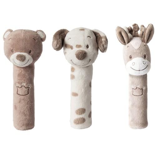 Мягкая игрушка Max, Noa Tom Cri-Cris в ассортименте 777148 Nattou