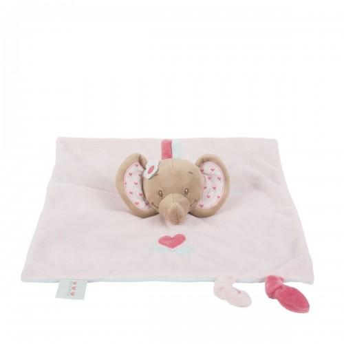 Мягкая игрушка Charlotte Rose Doudou Слоник 655125 Nattou