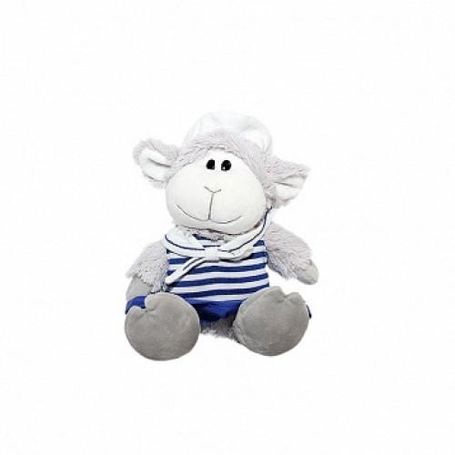 Символ года Овечка-морячка. 26 см Button Blue 40-DN13-0270B