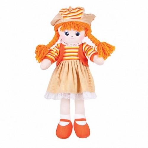 Кукла Апельсинка с двумя косичками, 60см Gulliver 30-11BAC3495