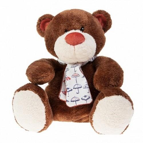 Медвежонок Тимоша. коричневый 28 см Button Blue 42-120168