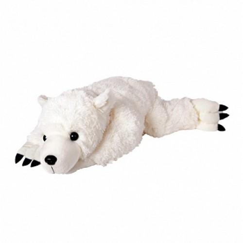 Полярный мишка лежачий 30см Gulliver 21-940201
