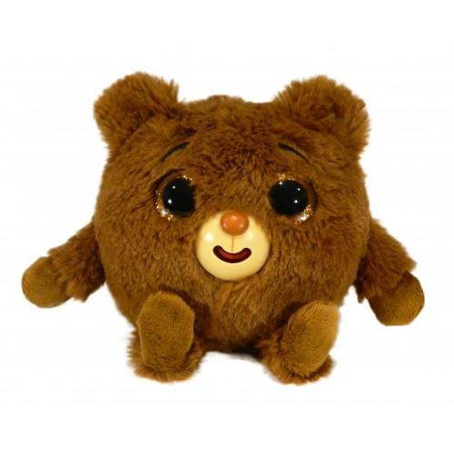 Дразнюка-Zoo медвежонок 13см 1TOY