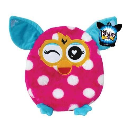 Furby горох подушка 30 см 1TOY