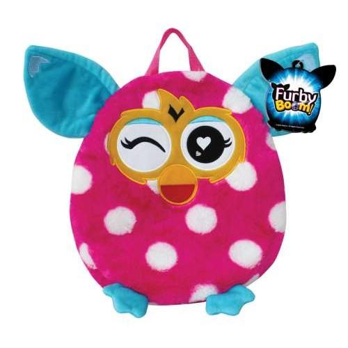 Furby горох рюкзак 35 см 1TOY