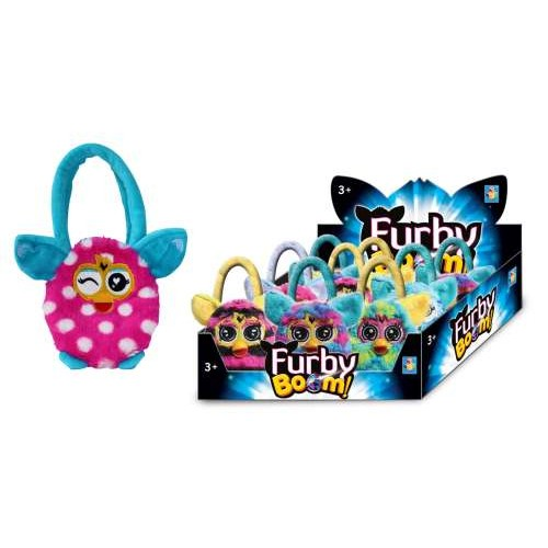 Furby горох сумочка 12 см 1TOY