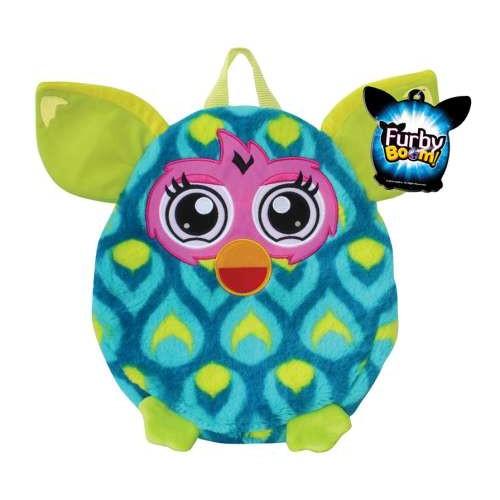 Furby павлин рюкзак 35 см 1TOY