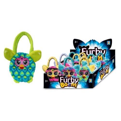 Furby павлин сумочка 12 см 1TOY