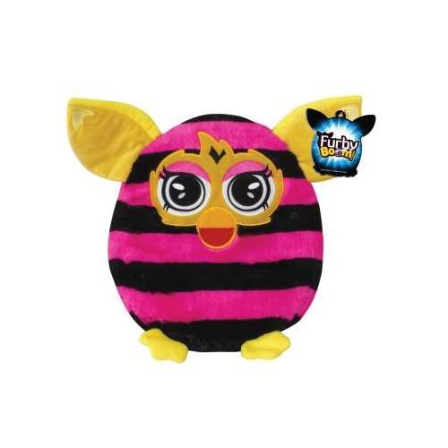 Furby в полоску подушка 30 см 1TOY