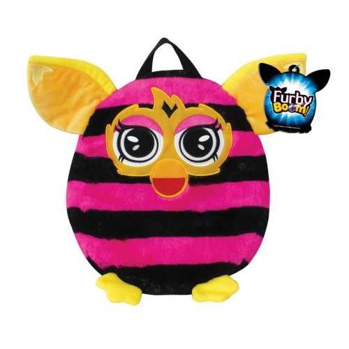 Furby в полоску рюкзак 35 см 1TOY