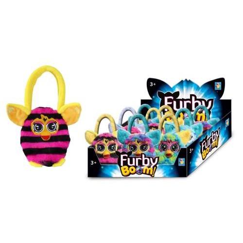 Furby в полоску сумочка 12 см 1TOY