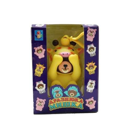 Мишка-дразнюка костюм жирафа 1TOY