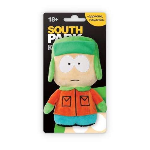 Мягкая игрушка Кайл 12см Южный парк 1TOY