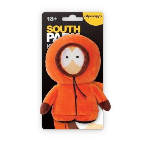 Мягкая игрушка Кенни 12см Южный парк 1TOY