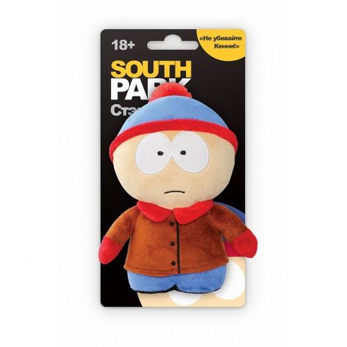 Мягкая игрушка Стэн 12см Южный парк 1TOY