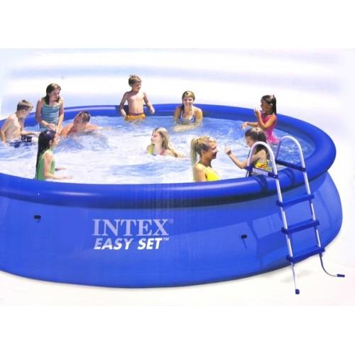 Надувной бассейн изи сет 457х91см Intex (Интекс)