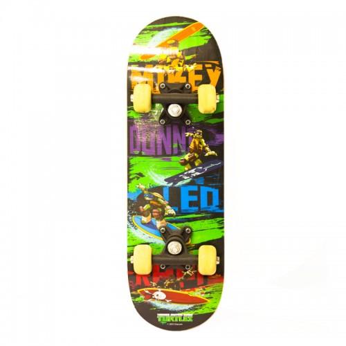 Скейтборд детский TMNT 4+