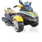 Трицикл-мотор 35Вт желтый 1Toy