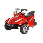 Трицикл-мотор 35Вт красный 1Toy
