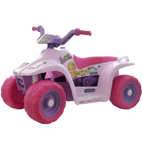 Детский электроквадроцикл Quad Princess Peg Perego (Пег Перего)