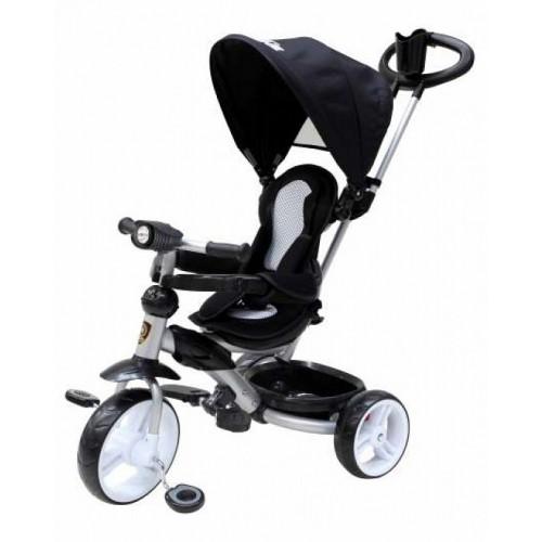 Трехколесный велосипед Lexus Trike черный Navigator (Навигатор)