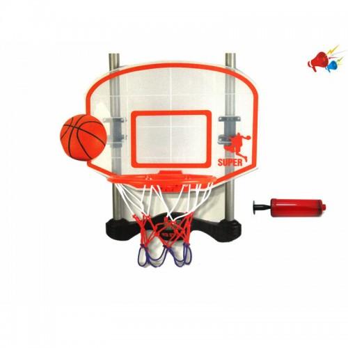 Баскетбольный щит, мяч, насос 1TOY
