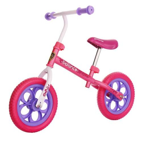 Беговел Balance розовый Navigator