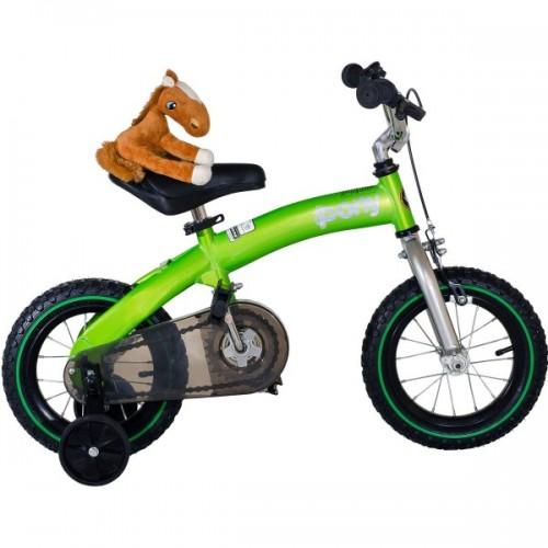 Беговел-велосипед (2 в 1) Royal Baby Pony (зеленый)
