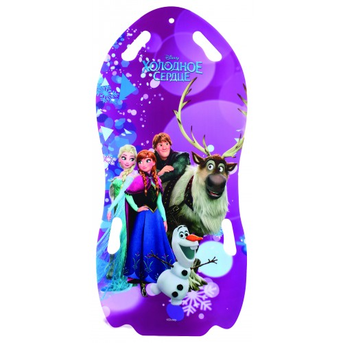"""Disney """"Холодное сердце"""" ледянка д/двоих 122см унив."""