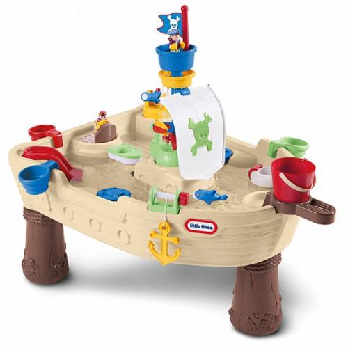 Игровой стол Пиратский корабль Little Tikes