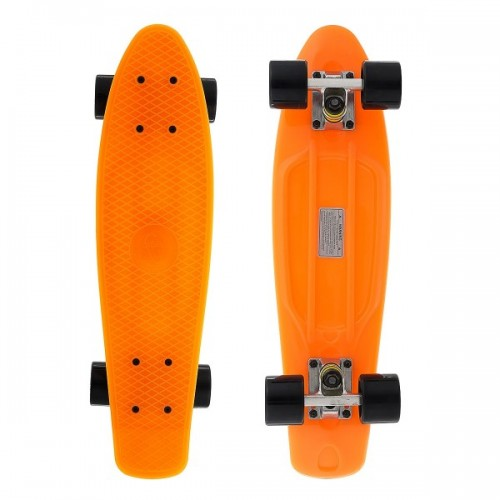 """Мини-круизер Fish Skateboards 22"""" (оранжевый)"""