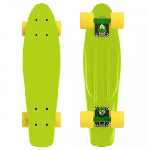 "Мини-круизер Fish Skateboards 22"" (зеленый)"