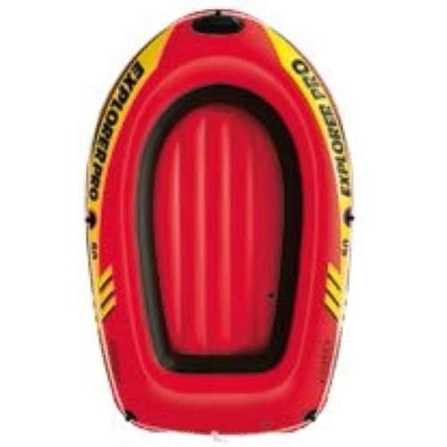 Надувная лодка эксплорер про 50, 137х85х23см Intex (Интекс)