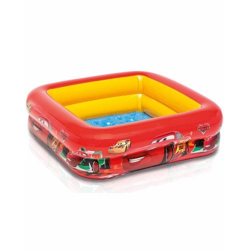 Надувной бассейн Cars 85х85х23см Intex (Интекс)