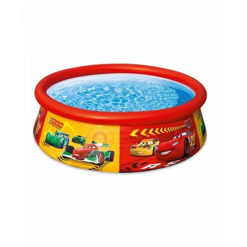 Надувной бассейн Easy Set Cars 183х51см Intex (Интекс)