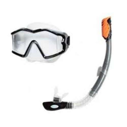 Плавательный набор маска,трубка, 14+лет Intex (Интекс)