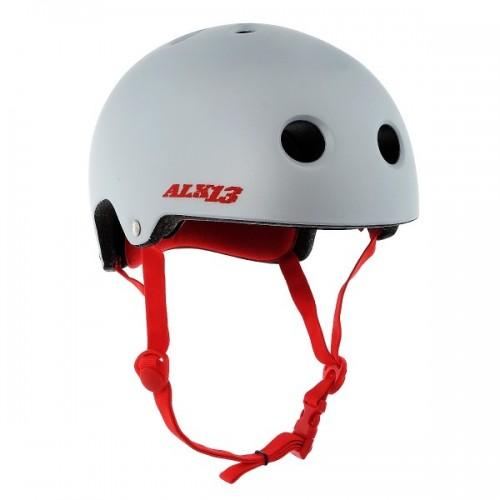 Шлем ALK13 Helium S/M (серебристый)