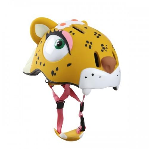 Шлем Crazy Safety (Leopard)