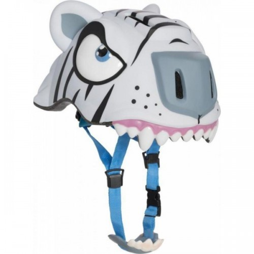 Шлем Crazy Safety (White Tiger)