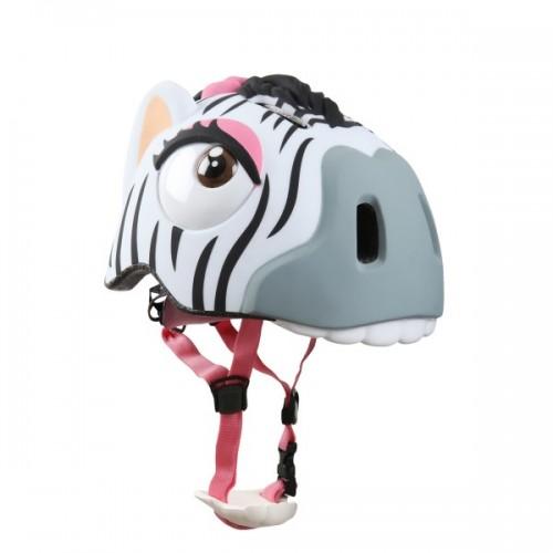 Шлем Crazy Safety (Zebra)