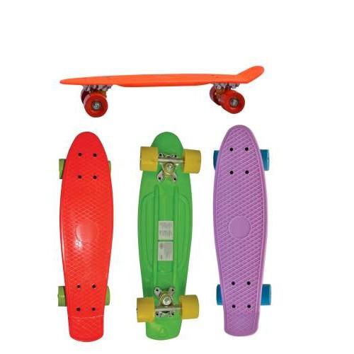 Скейт пластиковый 56х14,5см Navigator