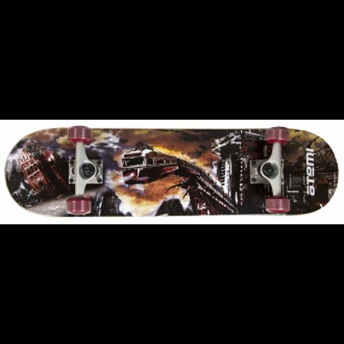 """Скейтборд Atemi ASB-1 31"""" Subway"""
