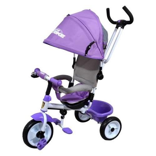 Трехколесный велосипед Lexus Фиолетовый Navigator